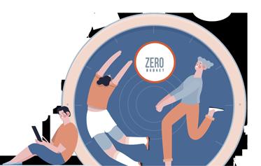 Zero budget marketing. Is it possible?